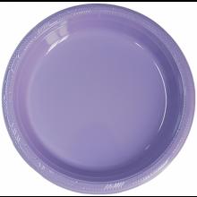 PVC접시라벤더