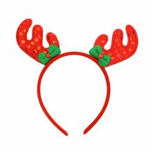 루돌프머리띠(스팡클) 크리스마스