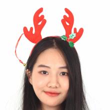 사슴머리띠(방울2) 크리스마스 사슴뿔