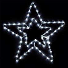 논네온별70센티백색(무점멸) ★ 크리스마스 별모양 조명장식