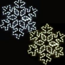 논네온설정70센티(무점멸) ★ 크리스마스 눈꽃모양 조명장식