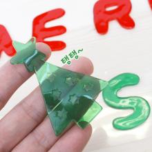젤리스티커(크리스마스)