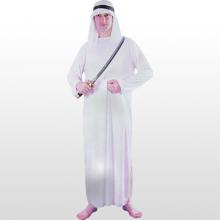 아랍만수르의상성인 할로윈데이 파티의상 아랍남자의상 남성 성인용
