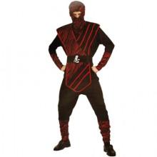 닌자의상 블랙 Ninja 닌자고 할로윈의상 닌자 코스튬