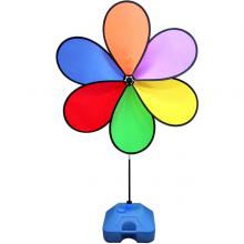 초대형바람개비 매장장식 입구장식 정원장식 화단장식 물통세트 행사용품
