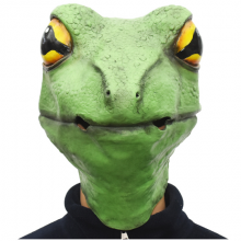 개구리가면