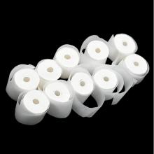 종이릴테잎(흰색) 7.5미터 10개입 에어샷용 칼라 종이 릴테잎