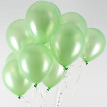 헬륨풍선(펄라이트그린)[퀵배송]