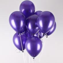 헬륨풍선(펄퍼플)[퀵배송]