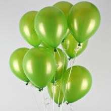 헬륨풍선(펄라임그린)[퀵배송]