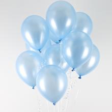 헬륨풍선(펄아주르)[퀵배송]