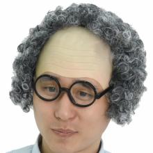 파마대머리가발