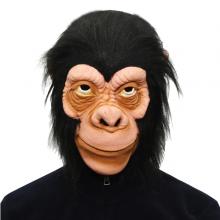 인간원숭이가면 고무가면 할로윈파티 이벤트 동물가면