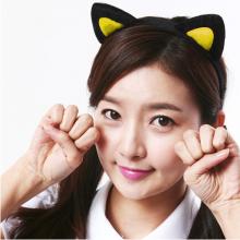 고양이머리띠(노랑귀)
