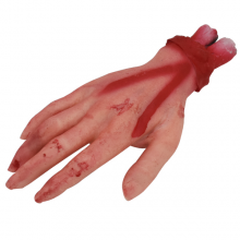 절단손(소) 할로윈데이 장식소품 신체절단소품