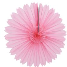 16인치티슈팬 핑크 40.6cm 페이퍼벌룬 파티용품 생일