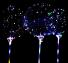 LED풍선 엘이디투명풍선 버블데코세트 반딧불풍선