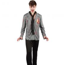 좀비남자의상(성인) 할로윈파티 시체 워킹데드 코스튬