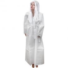 흰색소복 귀신소복 처녀귀신의상 담력훈련 공포의상