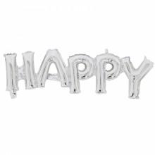 아나그램 라지쉐잎 해피골드 생일풍선 파티장식