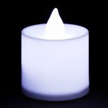 LED촛불 티라이트캔들 일반형화이트(24개입) 전기초 전자초 엘이디초 프로포즈 이벤트용품