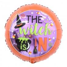18인치위치이즈인ANC 은박 헬륨 호일 풍선 장식