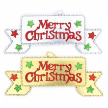 글자판넬중(40x16) 크리스마스 트리 장식 데코 소품