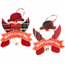 모자장식(13x14) 크리스마스 트리 장식 데코 소품