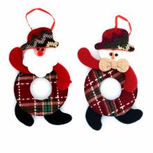 둥글이인형(11x17) 크리스마스 트리 장식 데코 소품