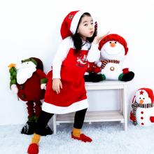 산타앞치마세트(소/일반)크리스마스 아동 의상 소품