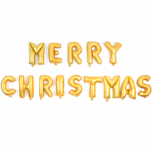 메리크리스마스알파벳세트[골드]호일 글자 풍선
