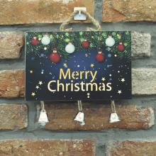 LED캔버스(오너먼트) 크리스마스 벽장식조명 인테리어 소품