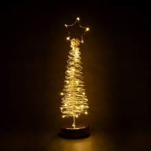 LED별트리골드 크리스마스 파티 인테리어 조명 소품