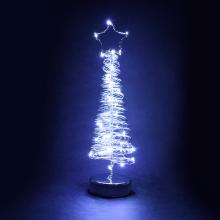 LED별트리실버 크리스마스 파티 인테리어 조명 소품