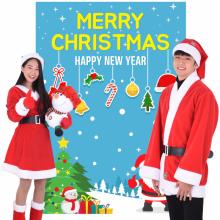 크리스마스포토존현수막(선물산타) 포토월 배너 배경