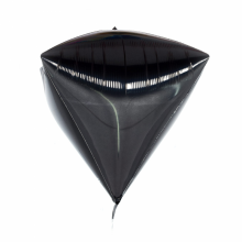 다이아(Diamondz) 블랙 헬륨 호일 다이아몬드 풍선