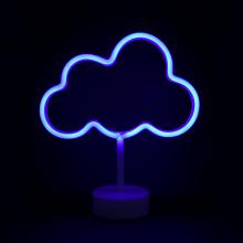LED네온무드등구름 네온등 인테리어 조명 캠핑장식 취침등
