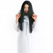 처녀귀신소복 귀신의상 공포 할로윈 여자 코스튬