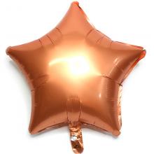 19인치별 사틴럭스앰버 헬륨 호일 풍선장식