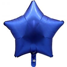 19인치별 사틴럭스파스텔네이비 헬륨 호일 풍선장식