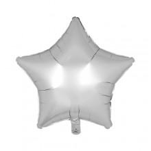 19인치별 사틴럭스플래티늄 헬륨 호일 풍선장식
