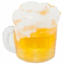 라지쉐잎 맥주풍선 술잔 Beer 맥주잔 대형맥주 호일풍선