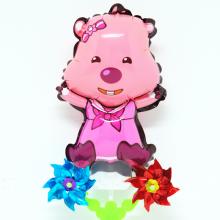 루피 캐릭터 바람개비풍선 놀이동산