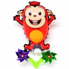 코코몽 바람개비풍선 캐릭터풍선 놀이동산