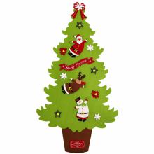 펠트트리(그린) 벽트리 크리스마스 벽걸이 장식 소품