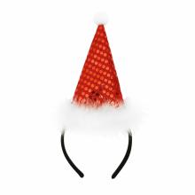 산타고깔모자머리띠 크리스마스 파티소품 의상소품
