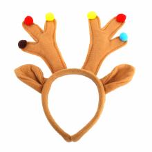 루돌프머리띠브라운 크리스마스