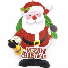 반짝이산타 크리스마스 장식 소품 용품 인테리어 데코