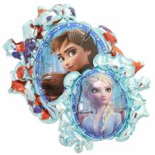 아나그램 미니쉐잎 겨울왕국2 은박 호일 캐릭터 풍선