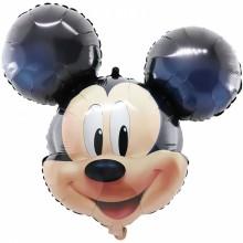 아나그램 라지쉐잎 미키얼굴포에버 은박호일 캐릭터풍선